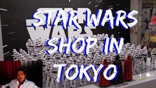 Star Wars Shop In Tokyo, Japan