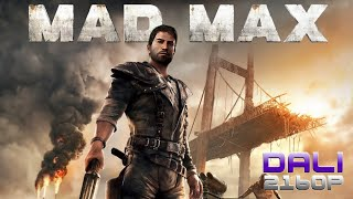Mad Max PC UltraHD 4K Gameplay 60fps 2160p