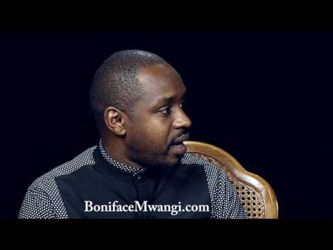 An Interview with Kenyan Activist Boniface Mwangi-Candidate for Starehe MP