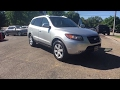 2007 Hyundai Santa Fe Northbrook, Arlington Heights, Deerfield, Schaumburg, Buffalo Grove, IL 3724
