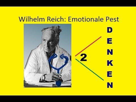 Wilhelm Reich. Die emotionale Pest der Menschen:  Künstliches Denken