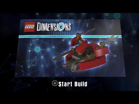 LEGO Dimensions 71207 Ninjago Team Pack Kai