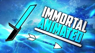 ANIMATED Minecraft PvP Texture Pack: IMMORTAL - Low Fire, HD + FREE Download