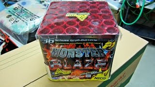 Monster Blaze / Out of Limits Nico aktuelle Charge Norma [Full HD]