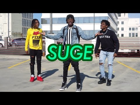 DaBaby - Suge [Official NRG Video]
