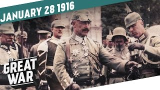 The Kaiser's Birthday - Hypocrisy in Greece I THE GREAT WAR - Week 79