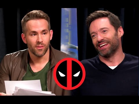 Deadpool s Wolverine for EDDIE THE EAGLE 2016 Ryan Reynolds, Hugh Jackman