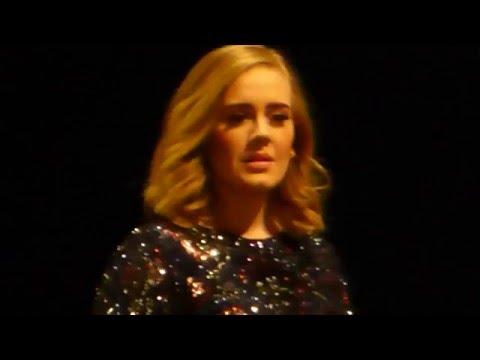 Hello - Adele  Live @ Tele 2 Arena, Stockholm