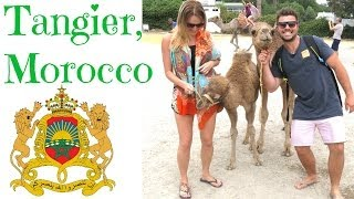 We went to AFRICA!!!! ....Tangiers - Morocco!