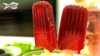 Blackberry Margarita Pops - Gluten Free With Alex T