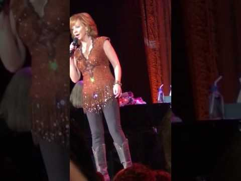 The Fear Of Being Alone- Reba At The Ryman