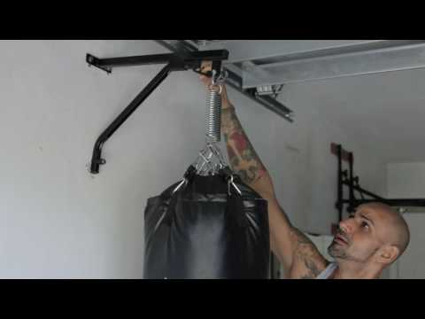 Heavy Bag Wall Mount by Yes4all - Tips to make installation a breeze