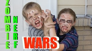 Zombie Nerf Wars