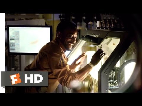 Life (2017) - Extraterrestrial Life Scene (1/10) | Movieclips