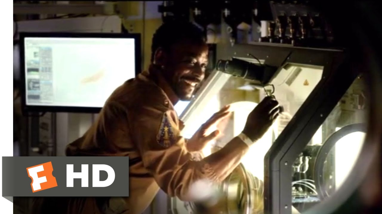 Download Life (2017) - Extraterrestrial Life Scene (1/10) | Movieclips