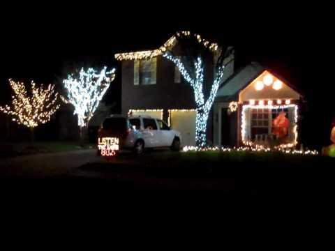 Nickelback, Burn it to the ground Christmas lights