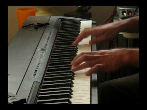 Auto-tune the News #6 on Piano