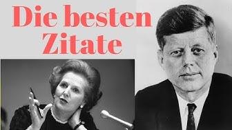 Politik // DIE BESTEN ZITATE