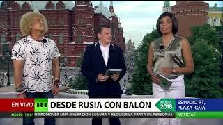 El 'Pibe' Valderrama analiza el bronce obtenido por Bélgica en el Mundial de Rusia 2018