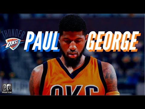 "Paul George Mix - ""Magnolia"" (Emotional) Thunder Promo"