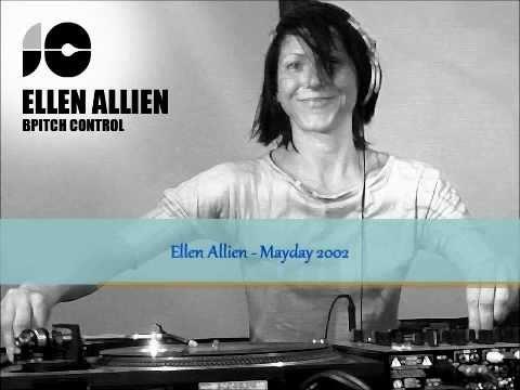 Ellen Allien - Mayday 2002 Liveset
