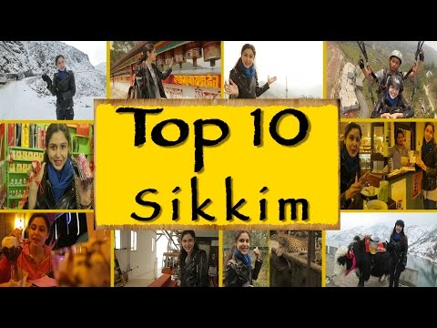 Top 10 Things To Do || Gangtok || Sikkim