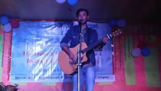 Ekhon Onek Raat Tomar Kadhe Amar Niswas Ami Benche