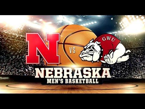 Nebraska Basketball vs. Gardner-Webb (FULL GAME)
