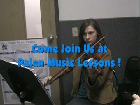 Palen Music Center Lessons