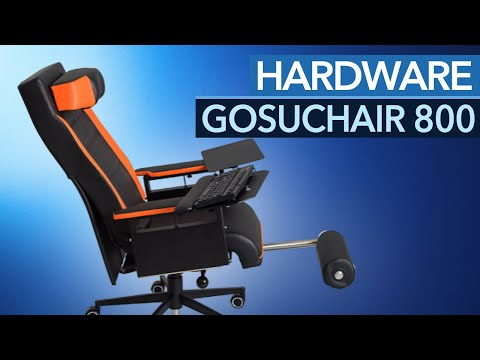 Gosuchair Ultimative Germany In Gaming Made 800 Stuhl Der rChdtsQ
