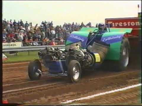Tractor Pulling Erkelenz - Holzweiler (D) 1998 by Jens Nieting