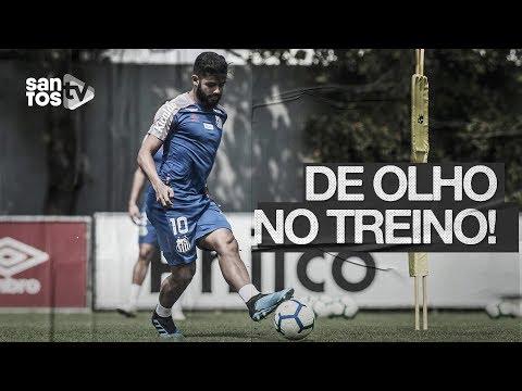 ÚLTIMO TREINO ANTES DO RETURNO | DE OLHO NO TREINO (20/09/19)