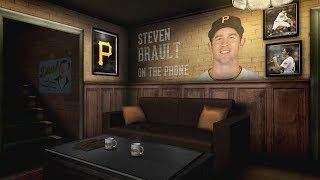 Pirates P Steven Brault Talks Singing Nat'l Anthem, Karaoke & More w Dan Patrick | Full Interview