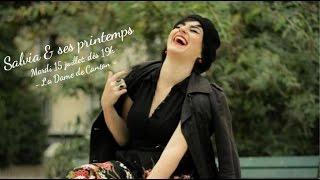 ► The Lettingo Cabaret # Salvia et ses printemps