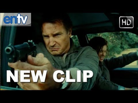 Taken 2 Official 'Close Call' Clip [HD]: Liam Neeson & Maggie Grace