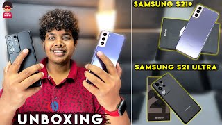 Samsung S21ULTRA Unboxing Chennai Mobiles – Irfan's View