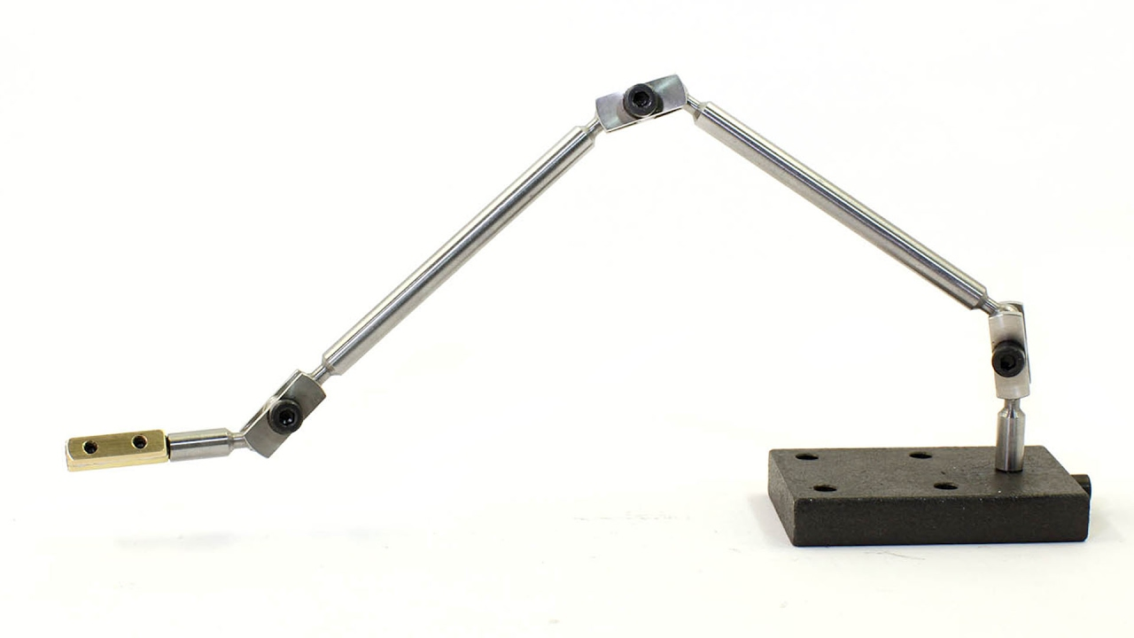 Rs3 Armature Rigging Arm For Stop Motion Animation Youtube