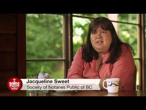 Jacqueline Sweet - Kitimat Notary Public