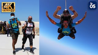 How To Do SkyDive In Dubai / SkyDive Malayalam Review