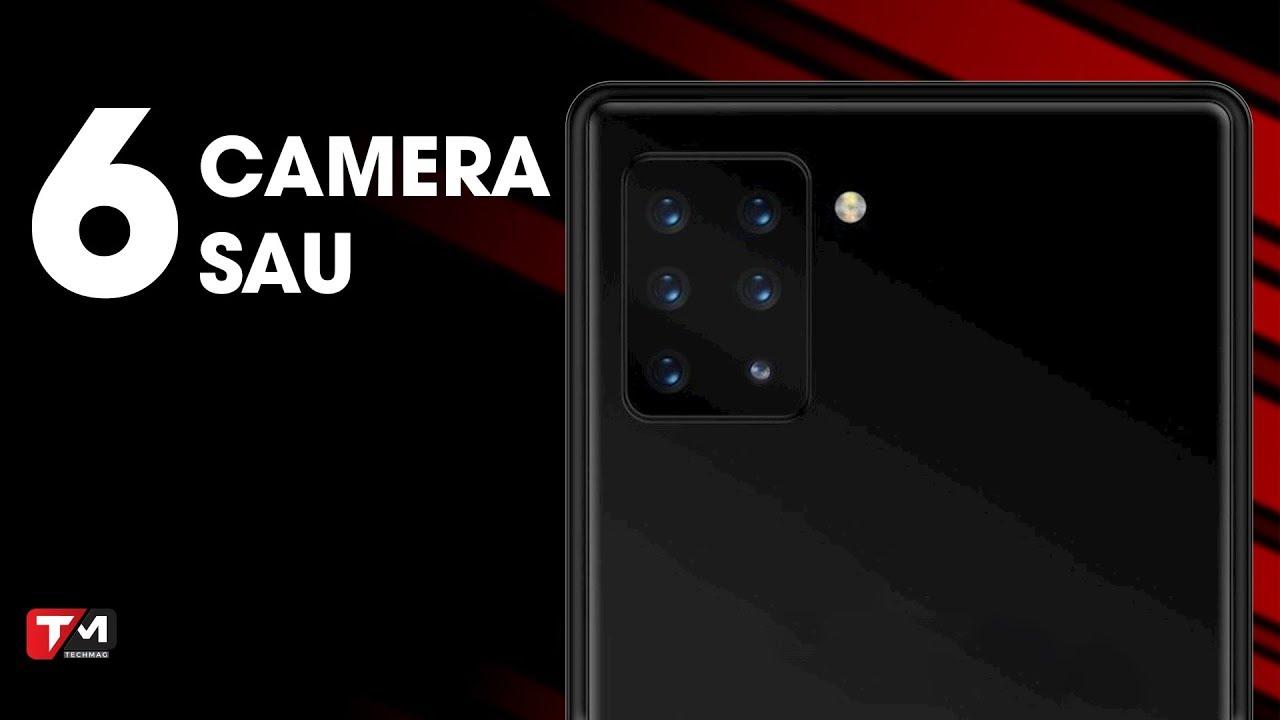 Điện thoại Sony có tới 6 camera, để làm gì?