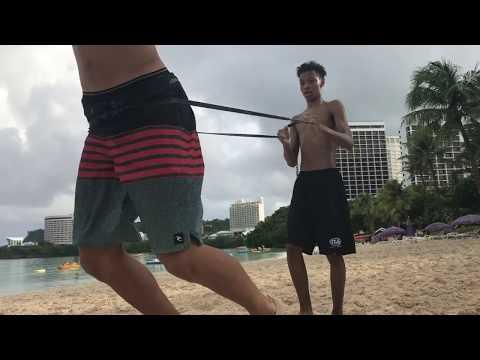 #6AMcrew - Beach Workout Intro.