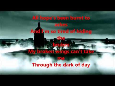 Evergrey - Broken Wings Lyrics