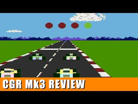 Classic Game Room - POLE POSITION review for Atari Computer