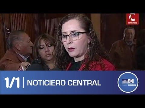 Declaraciones: Rosa María Bartra, presidenta de la Comisión Lava Jato