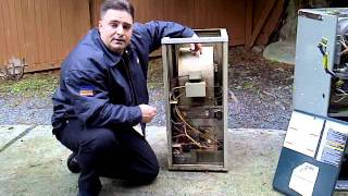 Electric Furnace Repair In Everett WA 98208