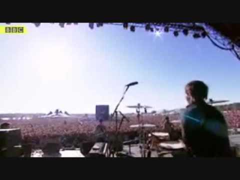 Camisado live! PATD at reading 2007