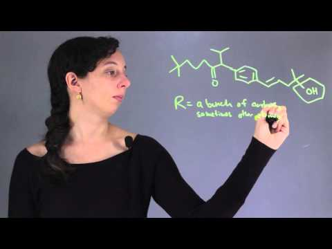 What Does R Stand for in Chemistry Molecules? : Chemistry & Biology Concepts