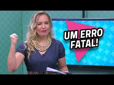 Um erro fatal  21032019  DE TUDO UM POUCO