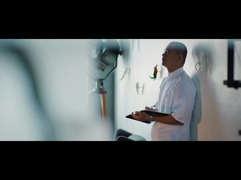 The new Panamera - Stories about Courage: André Chiang