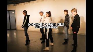 |DONGKIZ |DONGKIZ X JANE KIM Choreography / Travis Scott - Sicko Mode (Skrillex remix) Video